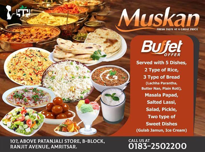 Muskan Restaurant Amritsar